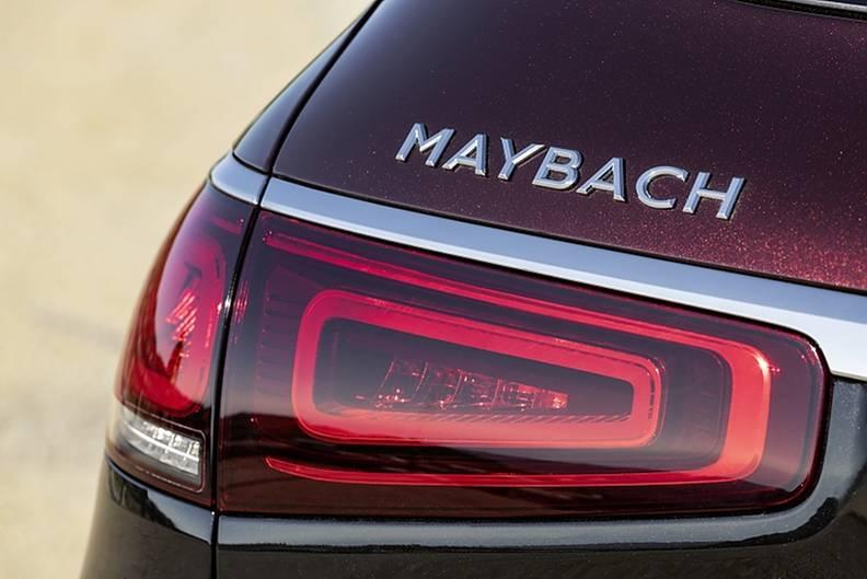 Mercedes Maybach GLS 600