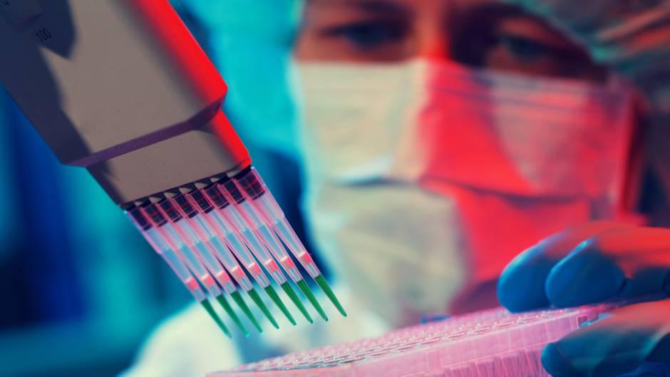 Eine DNA-Analyse liefert tiefe Einblicke in den Tumor