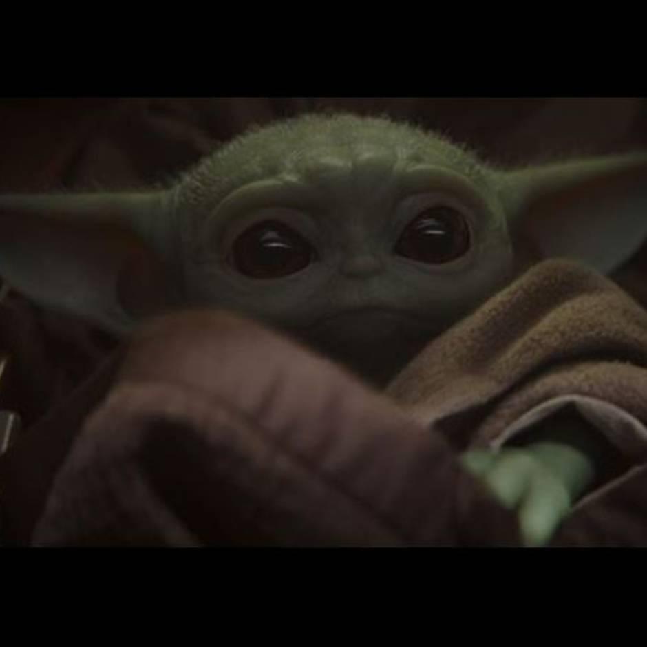 """Fans sind begeistert: Star-Wars-Serie """"The Mandalorian"""": Baby Yoda ist schon jetzt ein Internet-Star"""