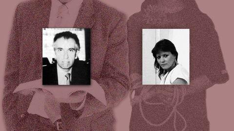 Bill Cathey und Wendy McKee