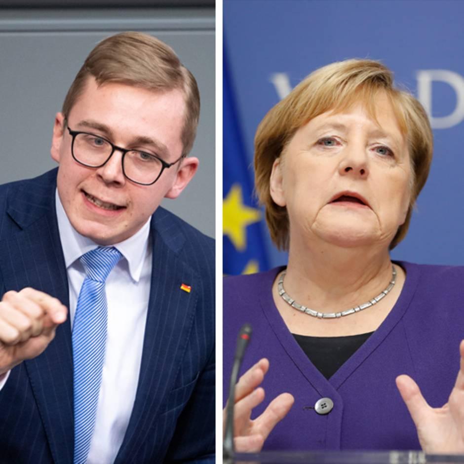 Gegen Angela Merkel: Jung, rechts und ein bisschen wild – der konservative Aufstand der jungen CDU-Politiker