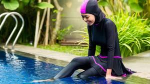 Frankfurter will ein Schwimmbad nur für Muslime errichten