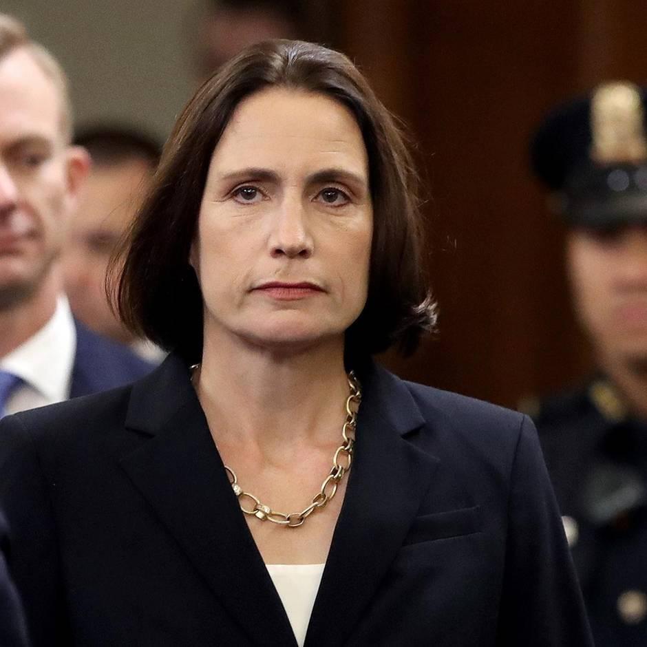 Impeachment-Anhörung: Fiona Hill – die Frau, die Donald Trump zum Schweigen brachte