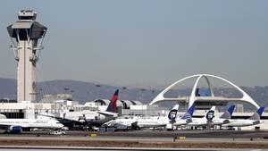 Das Flugzeug musstenach kurzer Zeit zum Los Angeles International Airport zurückkehren (Symbolbild)