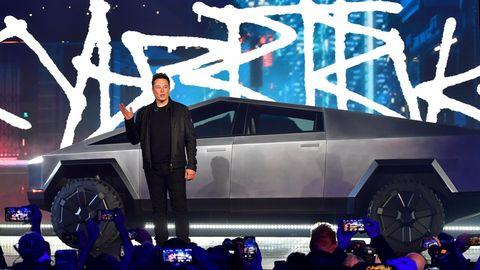 Tesla - Elektro-Pickup - Elon Musk