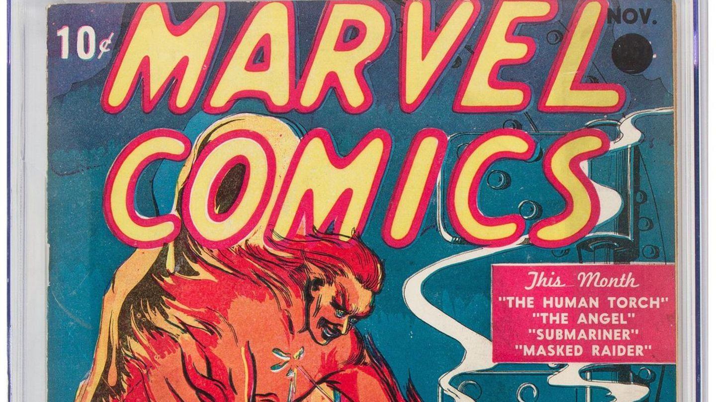 Marvel Erstausgabe