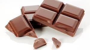 Von dem Dieb und derSchokolade fehlt jede Spur (Symbolfoto)