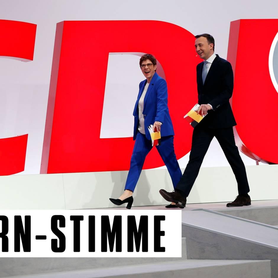 Horst von Buttlar: Der Capitalist: Die tiefe Angst der CDU, eine zweite SPD zu werden
