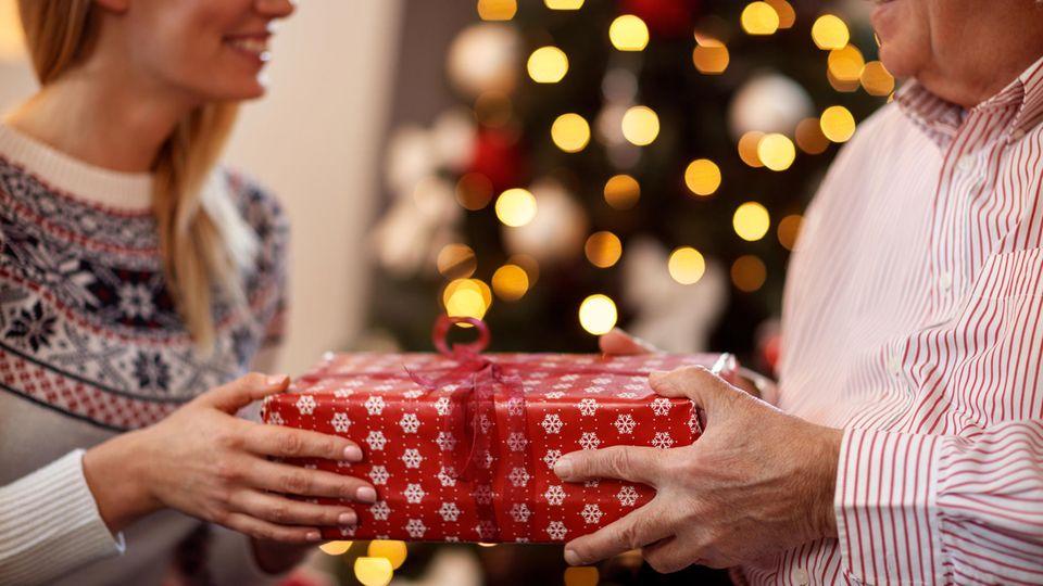 Eltern haben meist schon alles und sind schwer zu beschenken