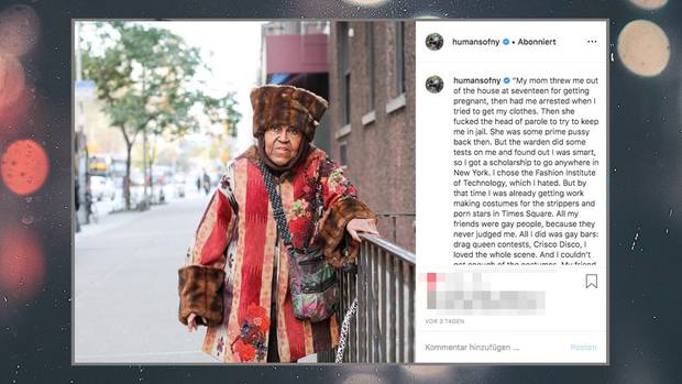 Tanqueray bei Humans of New York