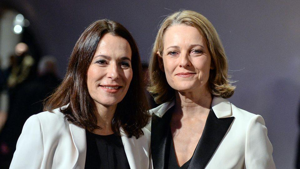 Anne Will und Miriam Meckel waren mehr als nur ein Promi-Paar