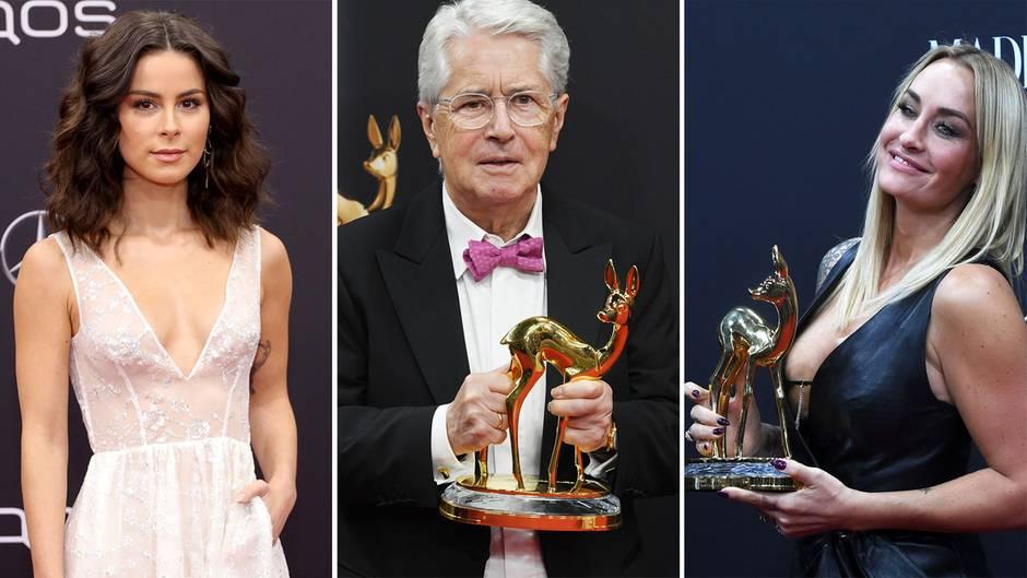Starke Frauen und eine TV-Legende: Das war die Bambi-Gala 2019