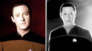 Brent Spiner als Data in Star Trek