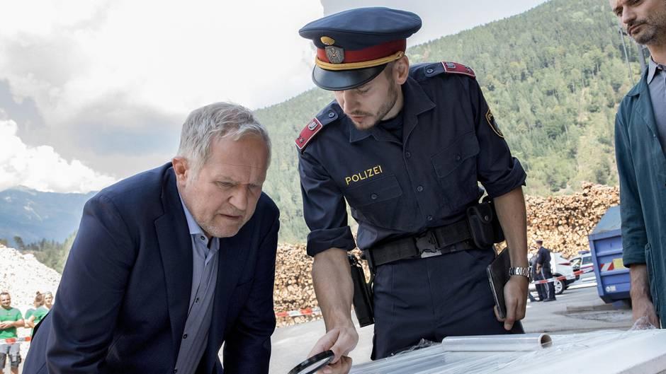 """""""Tatort"""" heute aus Wien"""