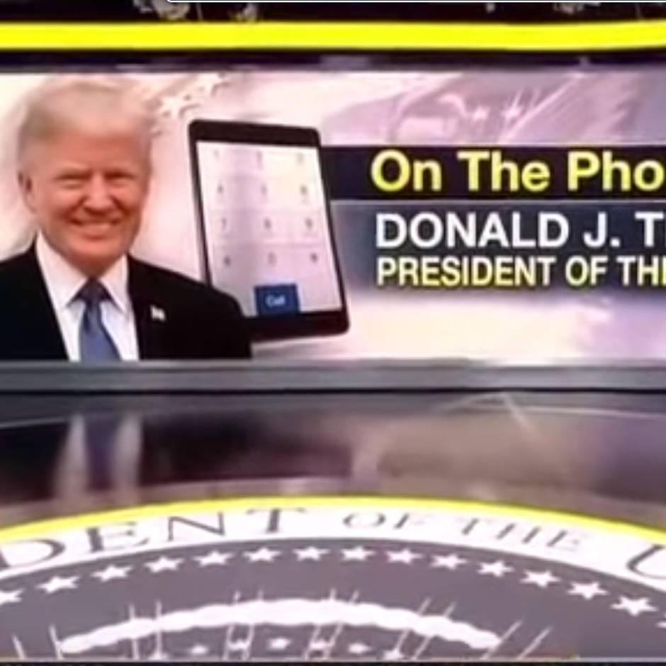 """Präsident unter Druck: Trump ruft bei Fox-News an, mosert über Gott und die Welt und verlangt """"einen Prozess"""""""