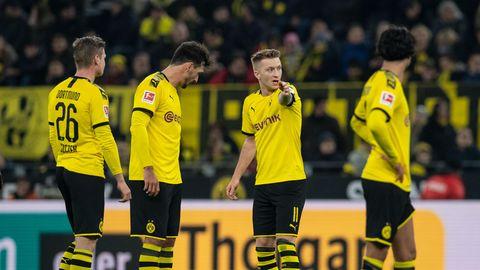 Gegen den SC Paderborn zeigten die BVB-Profis nicht das, was ihr Anspruch sein muss