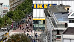 Ikea in Hamburg-Altona