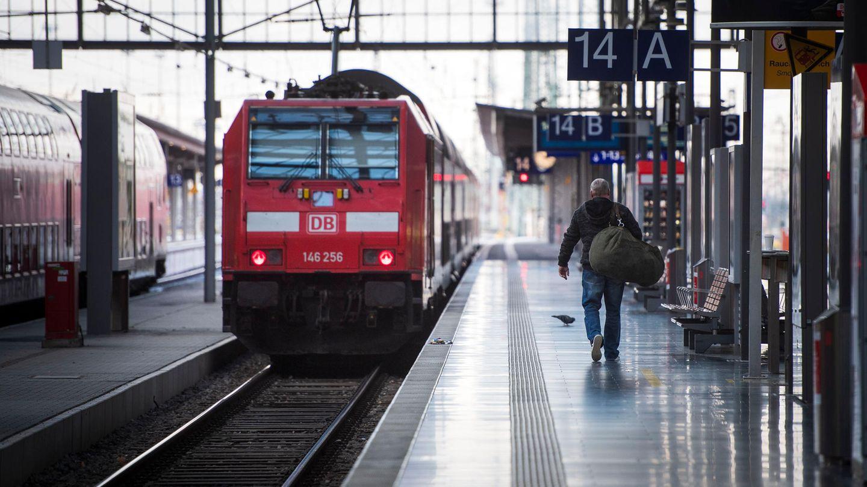 Die Züge der Deutschen Bahn werden immer ausgelasteter