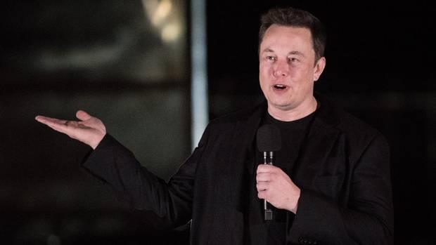 Tesla-Chef Elon Musk verlor viele Millionen Dollar wegen einer Panne