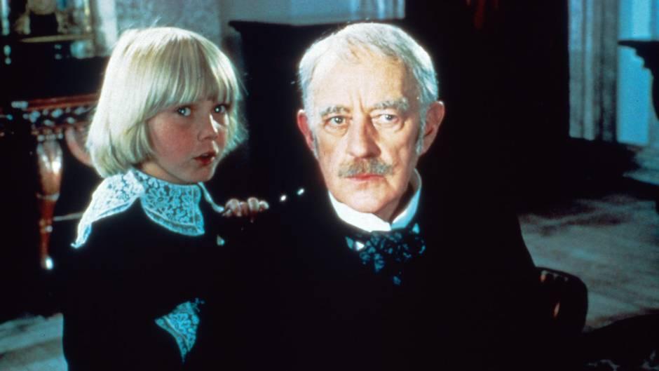 Cedric und sein Großvater Earl von Dorincourt