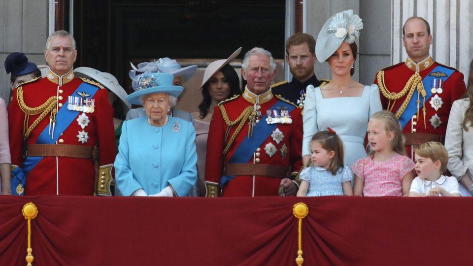 Jahresrückblick 2019: Die royale Krise