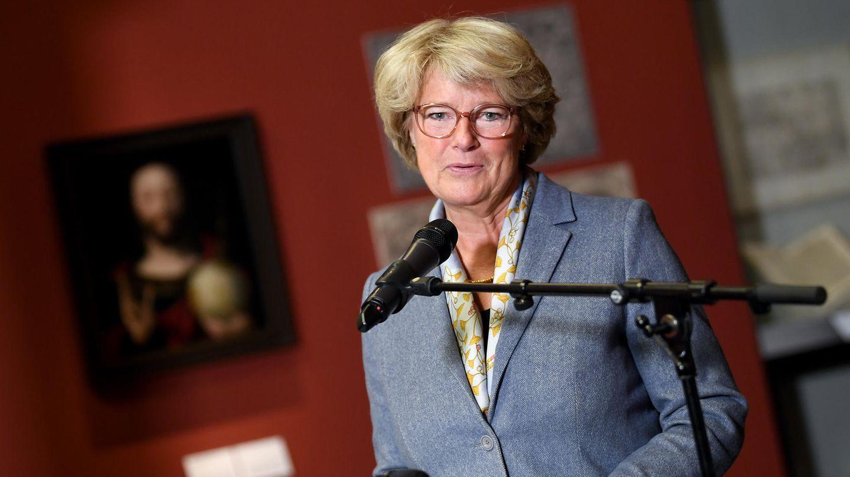 Kulturstaatsministerin Monika Grütters (CDU)