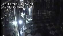 Mit diesen Bildern fahndet die Polizei Dresden nach den Einbrechern