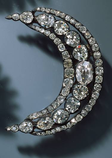 In Dresden gestohlene Juwelen