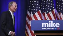 Michael Bloomberg will US-Präsident werden