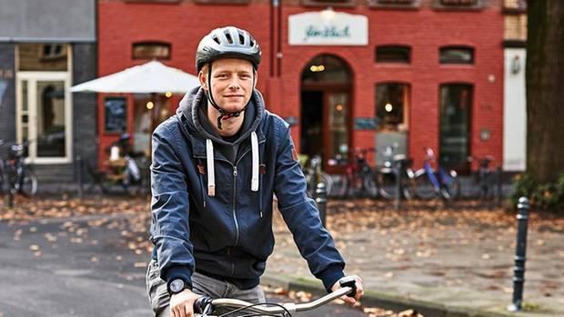 """""""Für die Stadt genügt das"""": stern-Mitarbeiter Hendrik Stamm in Köln"""