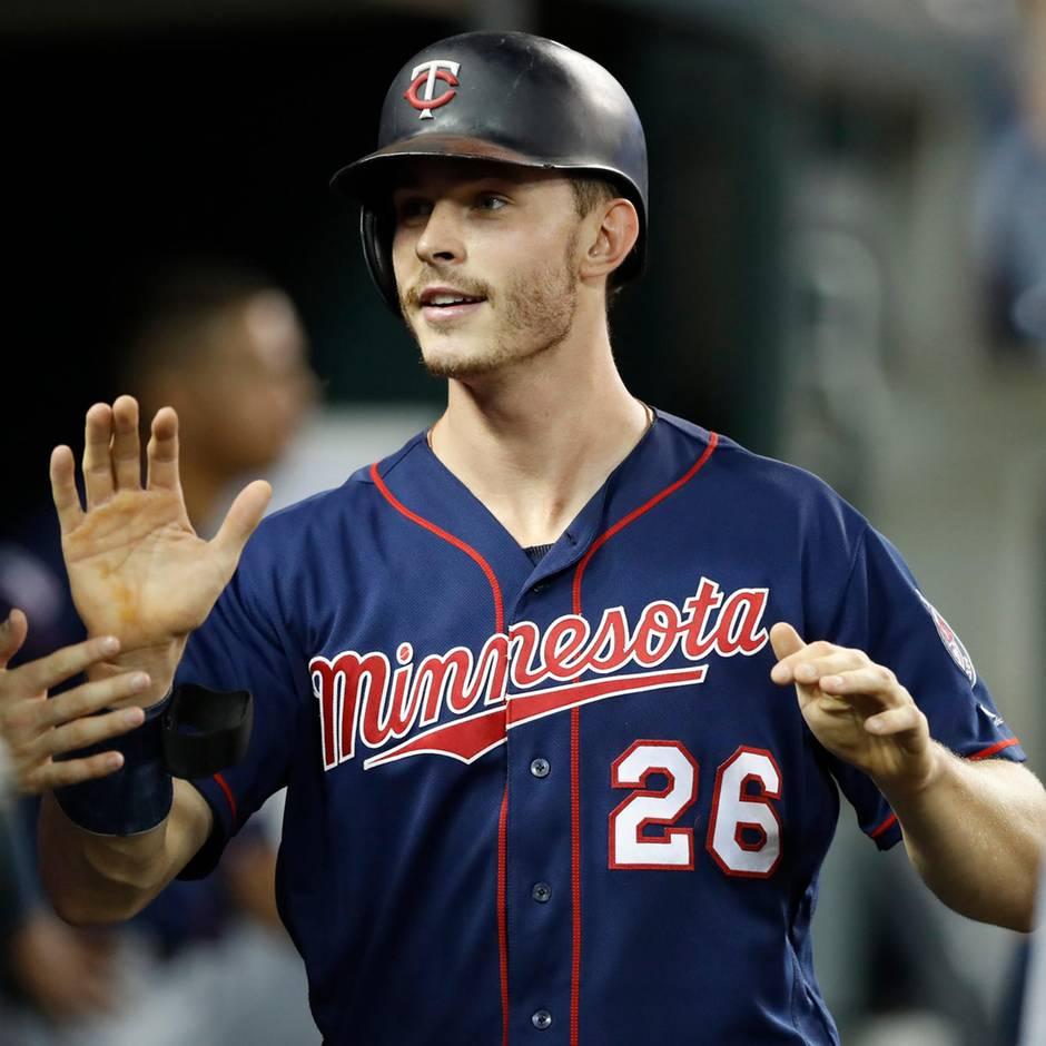 Profi in US-Liga: Erster deutscher Baseball-Star überhaupt: Max Kepler soll seinen Sport nach Europa bringen