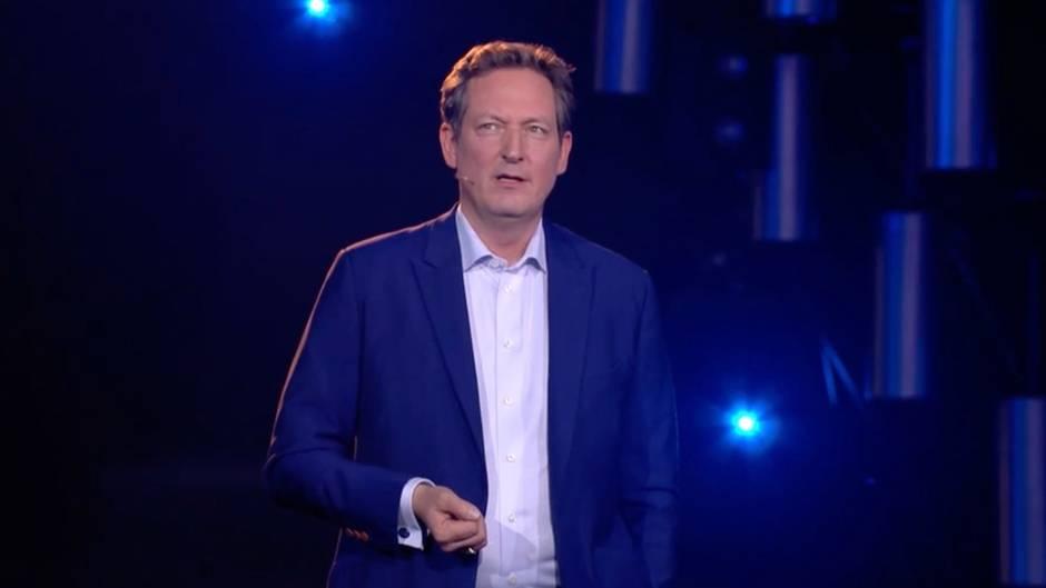 """Neue Live-Show """"Endlich!"""": Eckart von Hirschhausen zur Klimakrise: """"Sie ka**** doch auch nicht in Ihr Wohnzimmer!"""""""