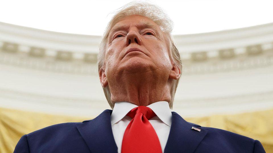 Donald Trump soll vor dem Justizausschuss erscheinen