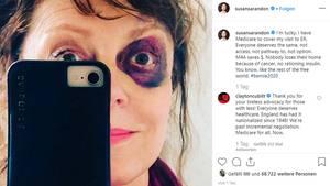 Susan Sarandon auf Instagram