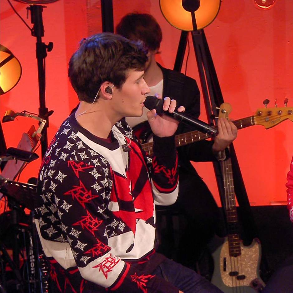 """""""Sing meinen Song"""": Lustige Anekdote: Wie Wincent Weiss an Weihnachten auf der Polizeistation gelandet ist"""