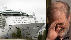 Puerto Rico: Enkelin fiel von Kreuzfahrtschiff – Großvater gibt tränenreiches Interview