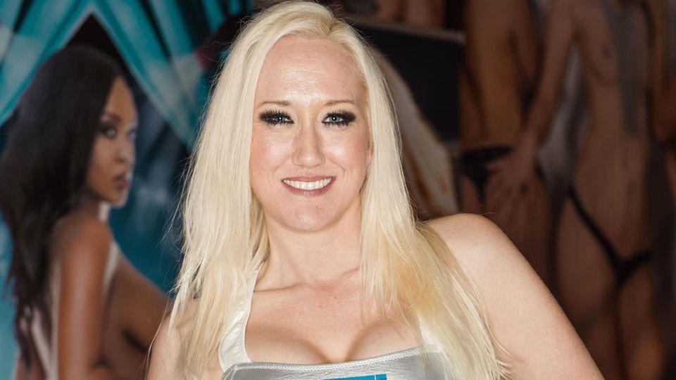 Die Pornodarstellerin Alana Evans hat in mehr als 500 Porno-Filmen mitgespielt. Jetztsetzt sich für die Rechte ihrer Kolleginnen ein
