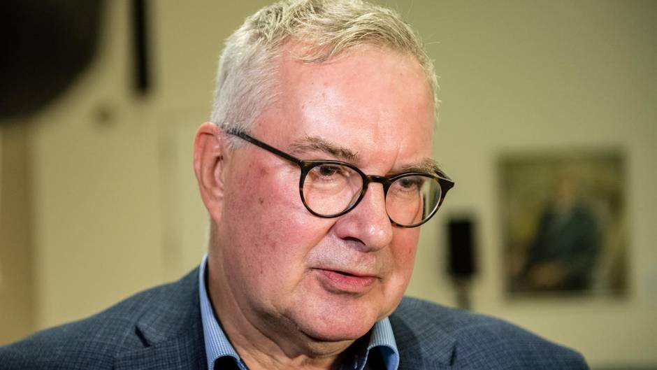 Dirk Syndram, Direktor des Grünen Gewölbes in Dresden