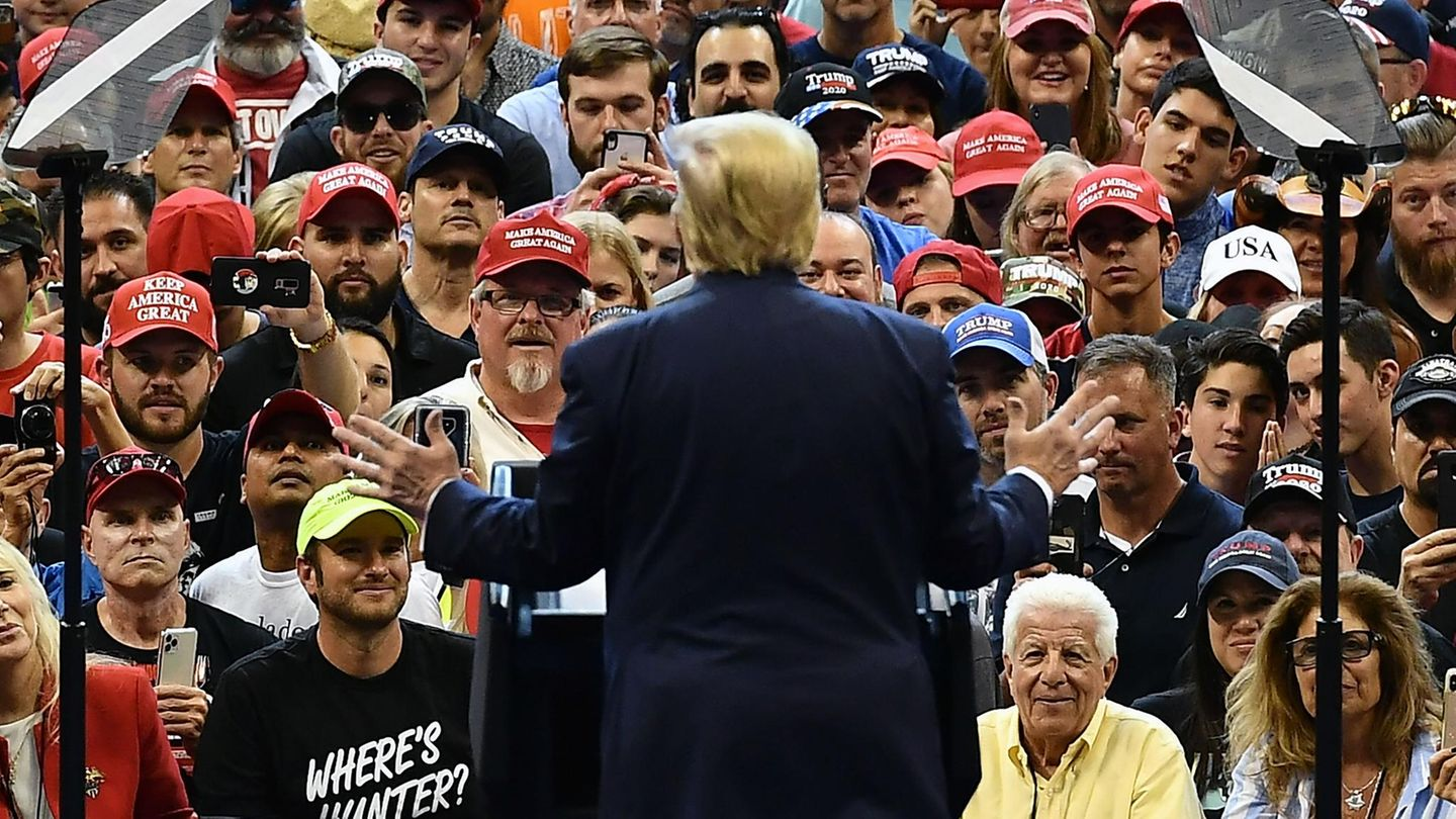 Donald Trump in Florida