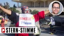 Lost in Nahost - Lächeln in Tunis