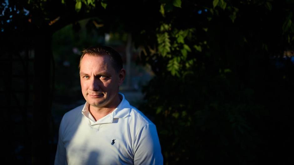 Tino Chrupalla, Bundestagsabgeordneter und stellvertretender Vorsitzender der AfD-Bundestagsfraktion