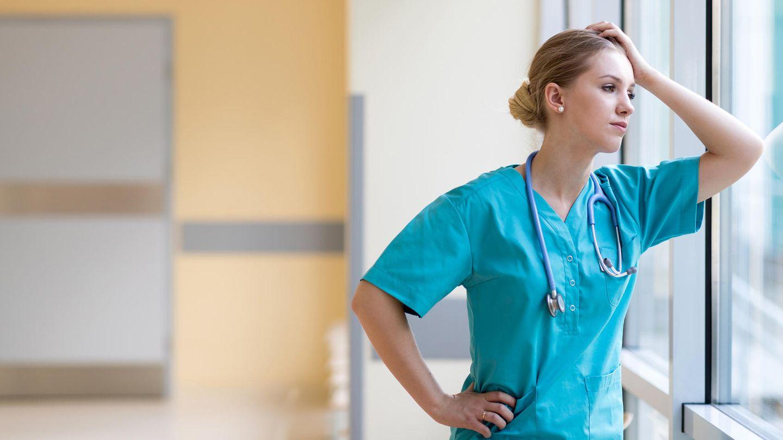 In den medizinischen Gesundheitsberufen ist die Job-Zufriedenheit nicht besonders hoch