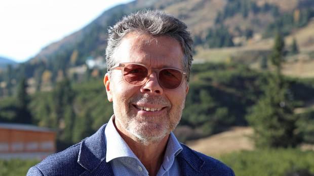 Seit Anfang September bereitet Veit die Mankei-Almin Obertauern und sein Hotel auf die Skisaison vor