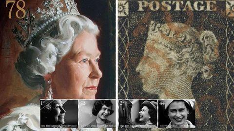 Die weltweit erste Briefmarke mit Queen Victoria als Motiv erschien 1940