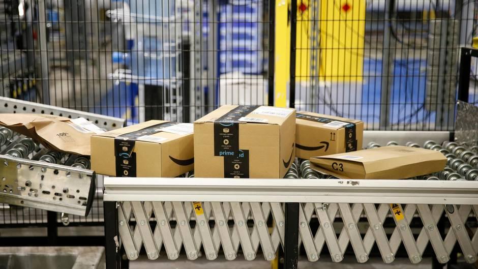 Verdi: Streiks bei Amazon