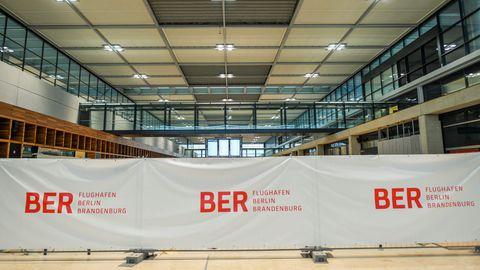 Hauptstadtflughafen BER