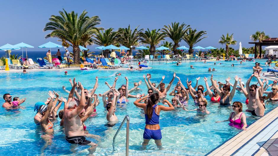 Sommer, Sonne, Pool - für das Sommerreisegeschäft 2020 setzten die Veranstalter auf den Badeurlaub, mit und ohne Animationsprogramm.