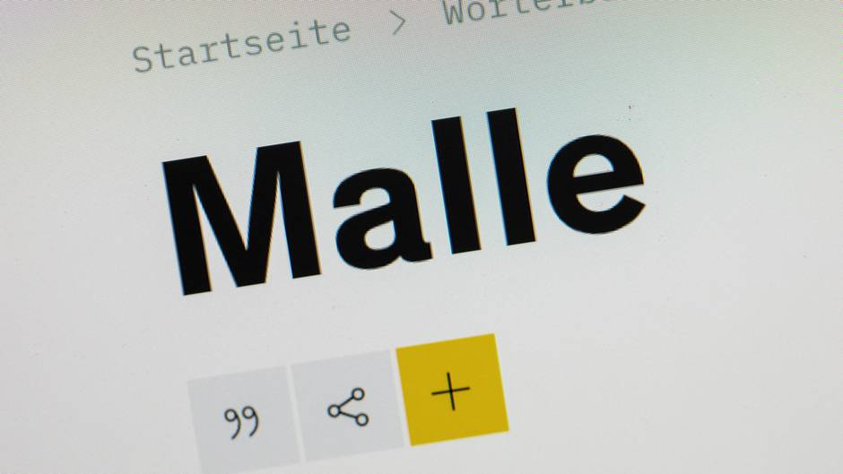 """Malle"" als marke geschützt"