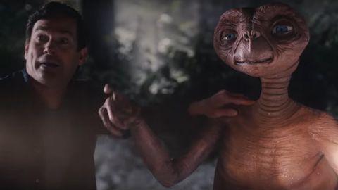 E.T. kehrt zurück