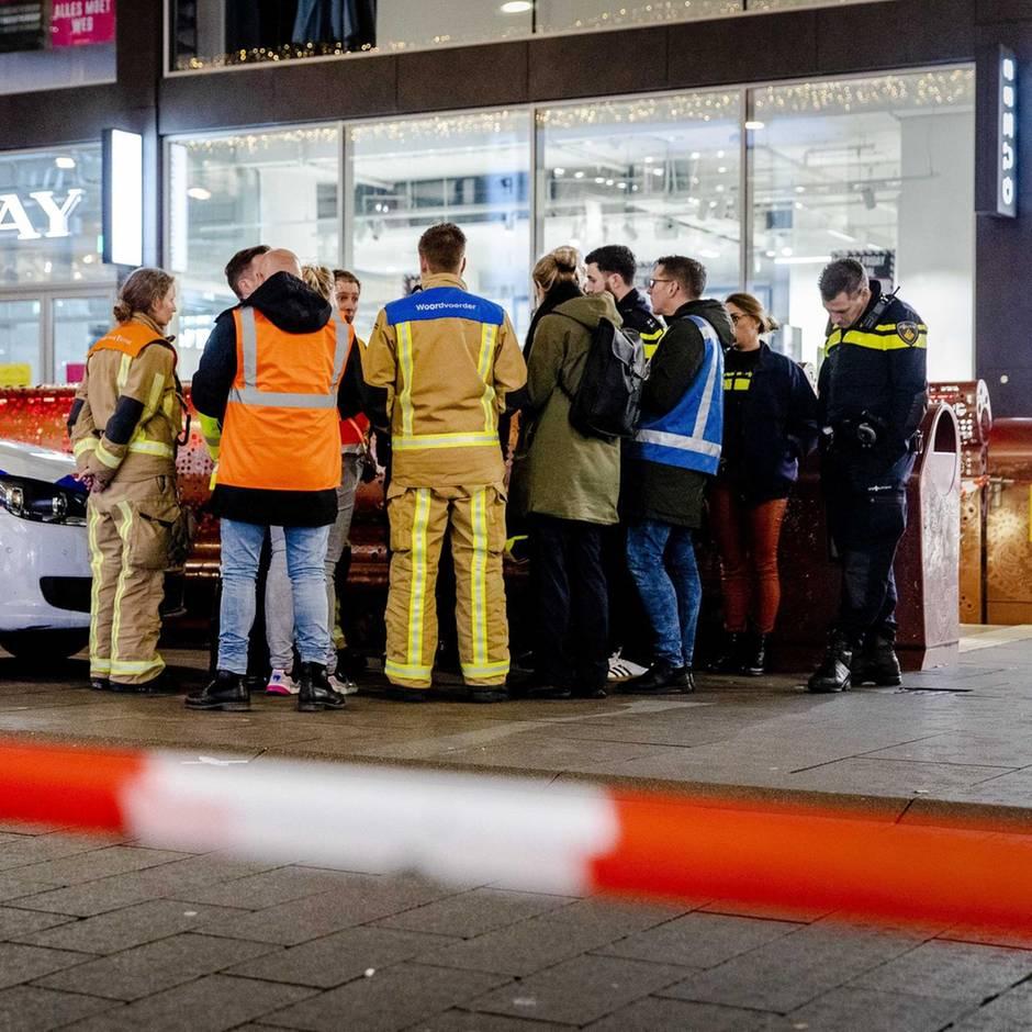 News von heute: Verletzte bei Messerangriff in Den Haag